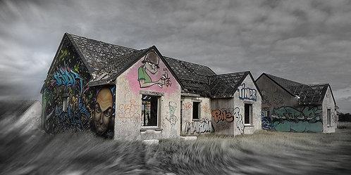 Les maisons - Pirou plage