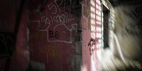 Maison rose - Pirou plage