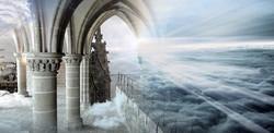 Portail céleste 2 - Le Mont-Saint-Michel