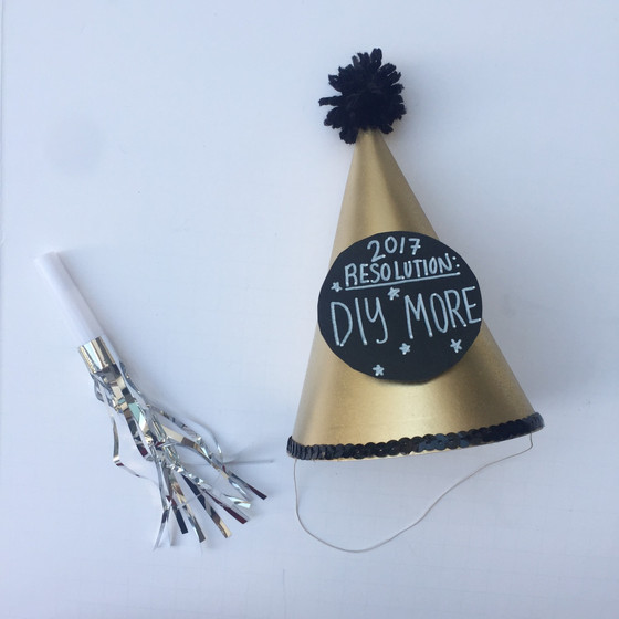 NYE Party Hats