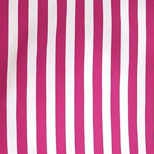Striped pink print