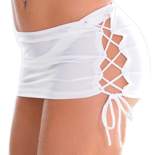 Micro skirt braided