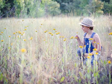 ¿Una minisesión de fotos de verano con los peques?