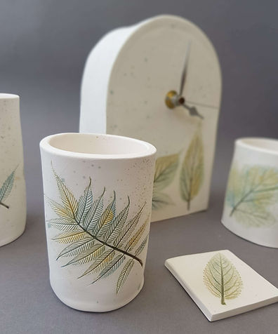 Botanical Leaf set