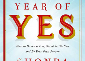 """""""Year of Yes"""""""