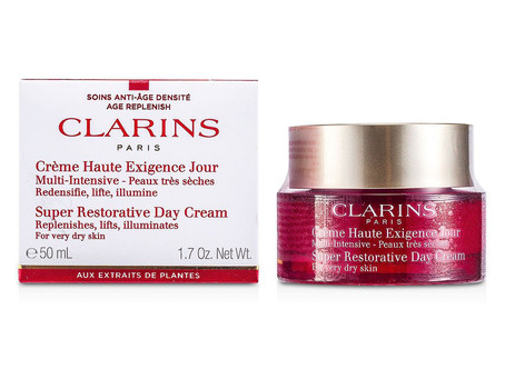 Clarins SUPER RESTORATIVE DAY Cream Offer