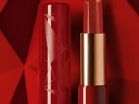 LANCOME L'ABSOLU ROUGE RUBY CREAM FALL 2019 LIPSTICK wholeslae offer