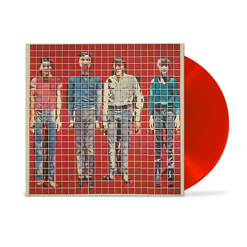 TALKING HEADS - MORE SONGS ABOUT BUILDINGS AND FOOD (COLOURED VINYL)