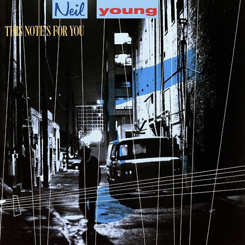YOUNG , NEIL - THIS NOTE'S FOR YOU