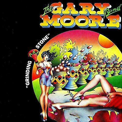 MOORE, GARY - GRINDING STONE