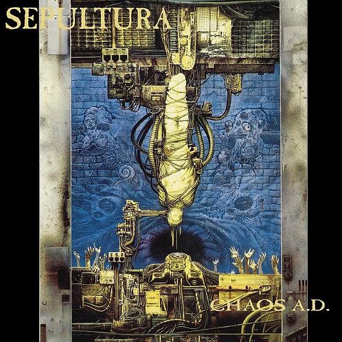 SEPULTURA - CHAOS A.D. (EXPANDED)