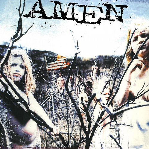 AMEN - AMEN (COLOURED VINYL)