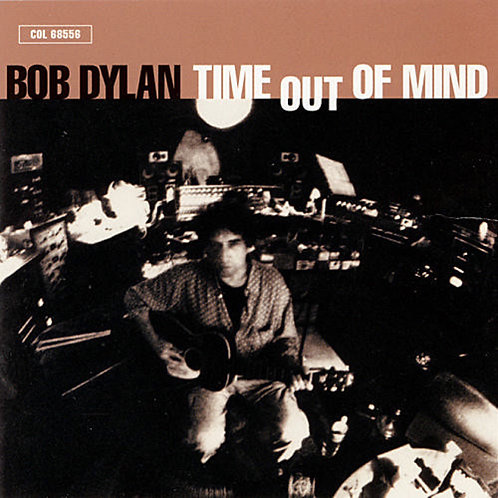 DYLAN , BOB - TIME OUT OF MIND