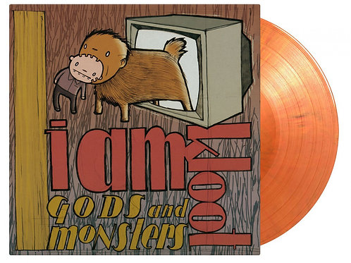 I AM KLOOT - GODS AND MONSTERS (COLOURED VINYL)