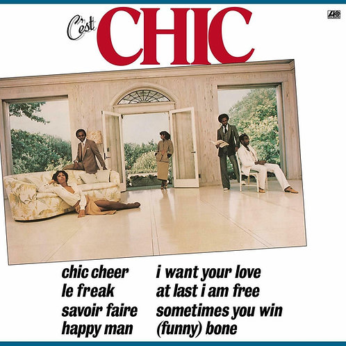 CHIC - C'EST CHIC (HALF-SPEED MASTER)
