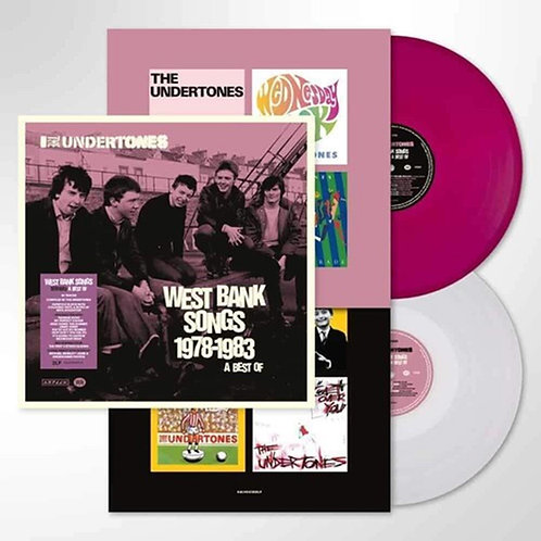 UNDERTONES - WEST BANK SONGS 1978-1983 : A BEST OF (COLOURED VINYL)