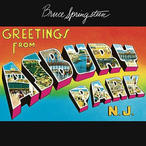 SPRINGSTEEN , BRUCE - GREETINGS FROM ASBURY PARK, NJ