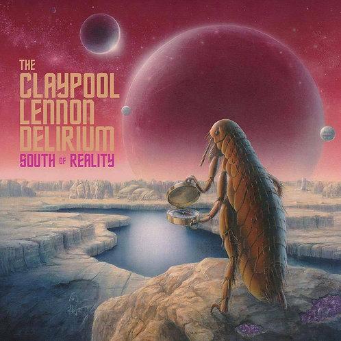 CLAYPOOL LENNON DELIRIUM - SOUTH OF REALITY (COLOURED VINYL)