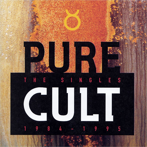 CULT - PURE CULT: THE SINGLES 1984 - 1995