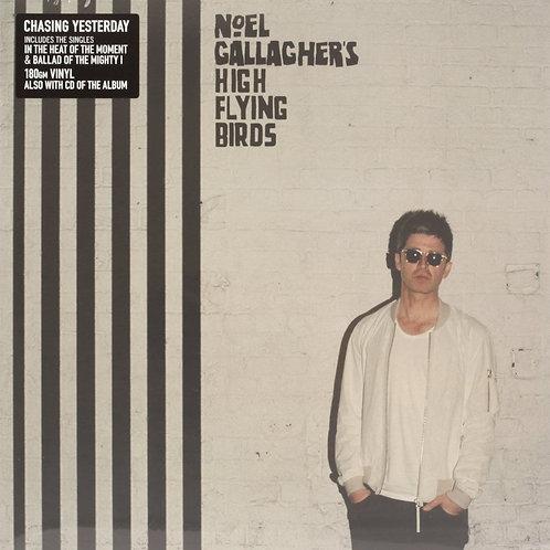 GALLAGHER, NOEL HIGH FLYING BIRDS - CHASING YESTERDAY