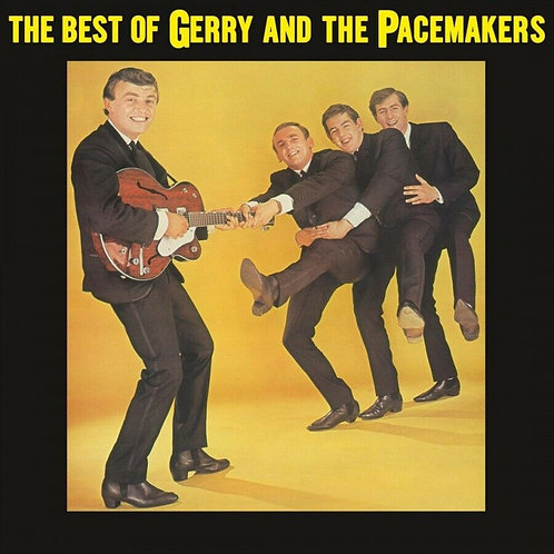 GERRY & THE PACEMAKERS - BEST OF