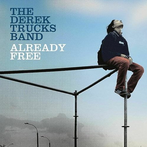 TRUCKS BAND, DEREK - ALREADY FREE