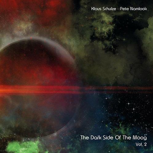 SCHULZE, KLAUS  / PETE NAMLOOK - DARK SIDE OF THE MOOG VOL
