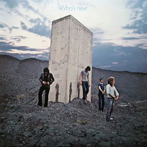 WHO - WHO'S NEXT (DELUXE EDITION)