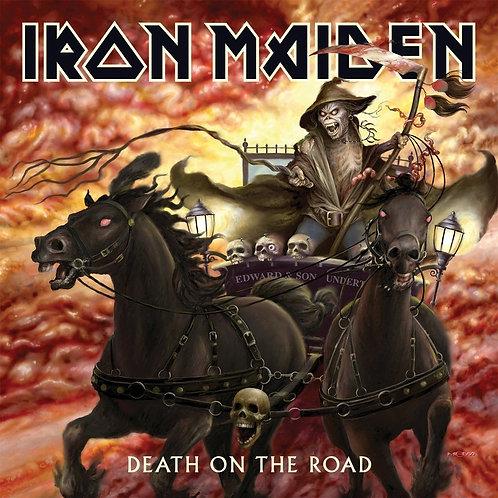 IRON MAIDEN - DEATH ON THE ROAD