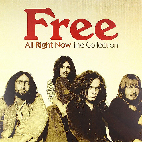 FREE - ALL RIGHT NOW : THE COLLECTION