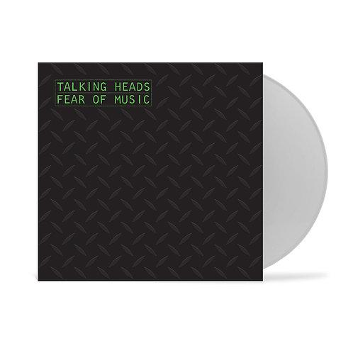TALKING HEADS - FEAR OF MUSIC (COLOURED VINYL)