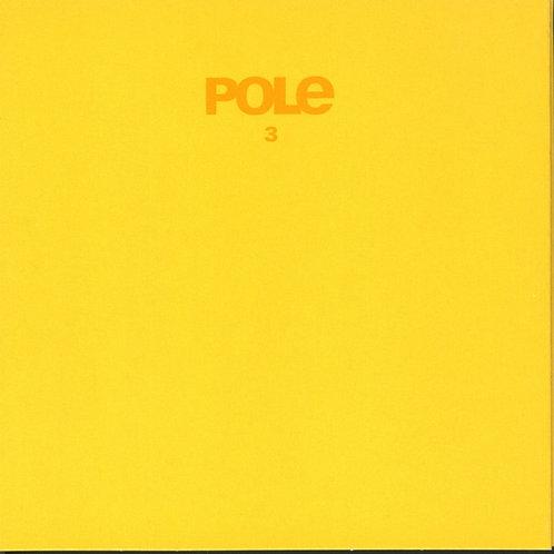 POLE - 3 (COLOURED VINYL)