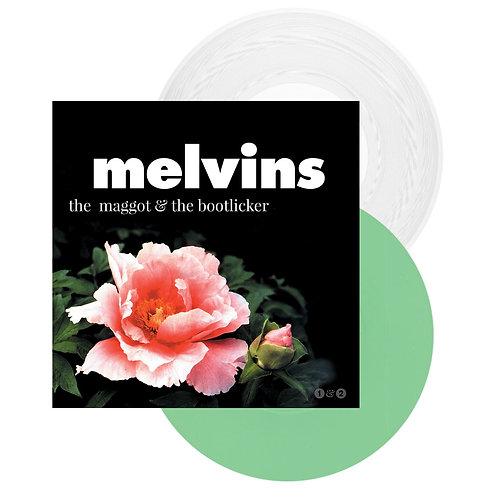MELVINS - THE MAGGOT & THE BOOTLICKER (COLOURED VINYL)