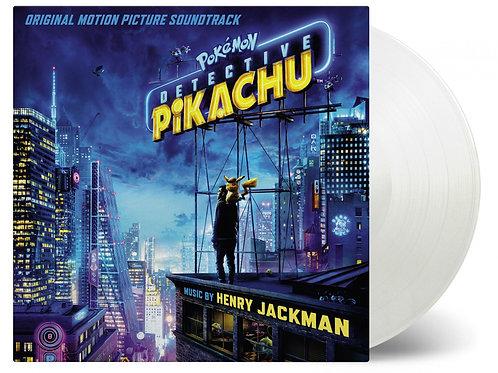POKEMON DETECTIVE PIKACHU - SOUNDTRACK (COLOURED VINYL UV PICTURE DISC)