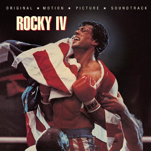 ROCKY IV - ORIGINAL SOUNDTRACK (PICTURE DISC)