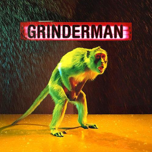 GRINDERMAN - GRINDERMAN (COLOURED VINYL)