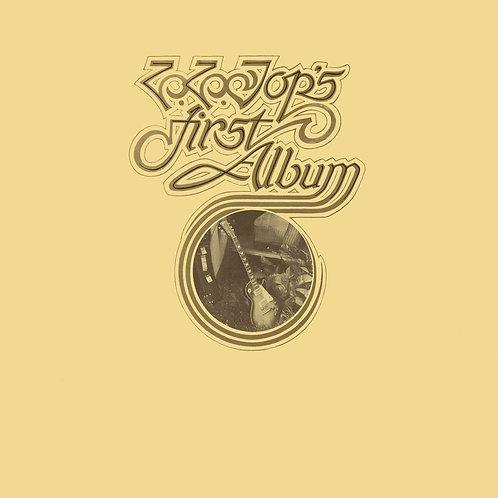 ZZ TOP - ZZ TOP'S FIRST ALBUM