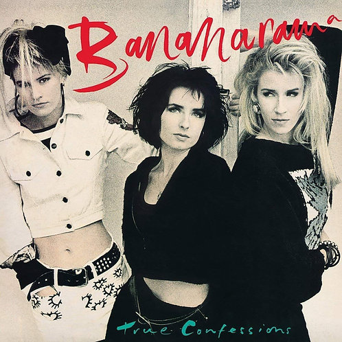 BANANARAMA - TRUE CONFESSIONS (COLOURED VINYL)
