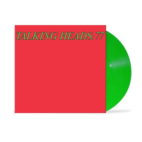 TALKING HEADS - '77 (COLOURED VINYL)