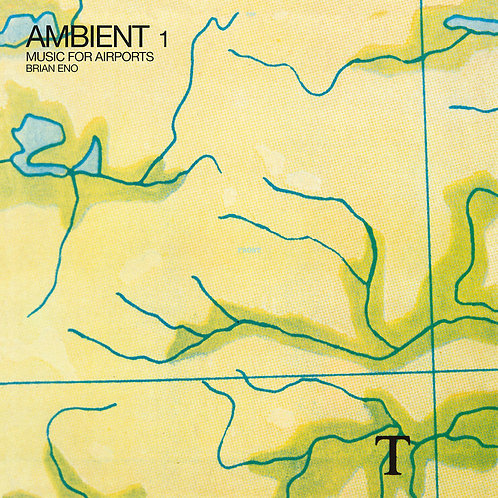 ENO , BRIAN - AMBIENT 1 MUSIC FOR AIRPORTS