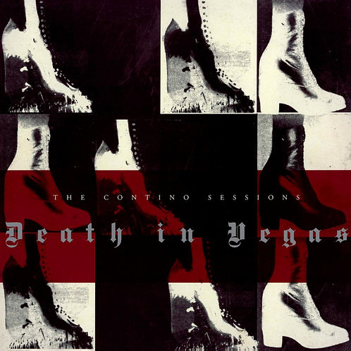 DEATH IN VEGAS - THE CONTINO SESSIONS (COLOURED VINYL)