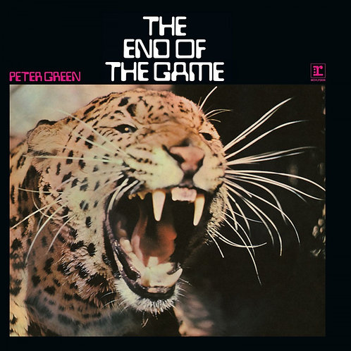 GREEN , PETER - THE END OF THE GAME