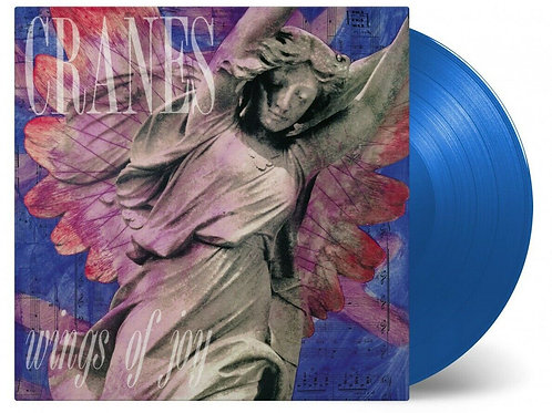 CRANES - WINGS OF JOY (COLOURED VINYL)