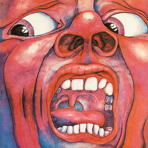 copy of KING CRIMSON - IN THE COURT OF THE CRIMSON KING