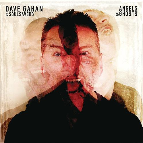 GAHAN , DAVE & SOULSAVERS - ANGELS & GHOSTS (DEPECHE MODE)