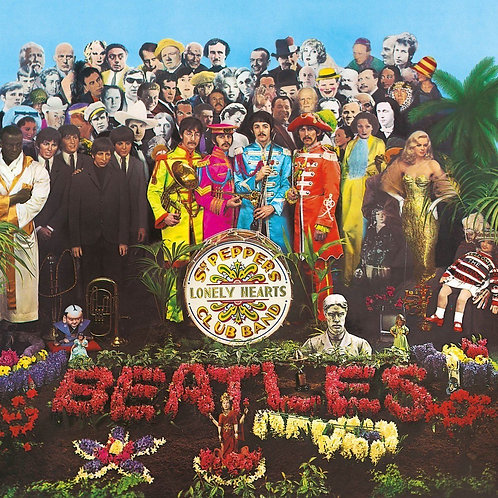 BEATLES - SGT. LONELY HEARTS CLUB BAND