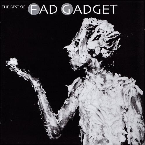 FAD GADGET - BEST OF FAD GADGET (COLOURED VINYL)
