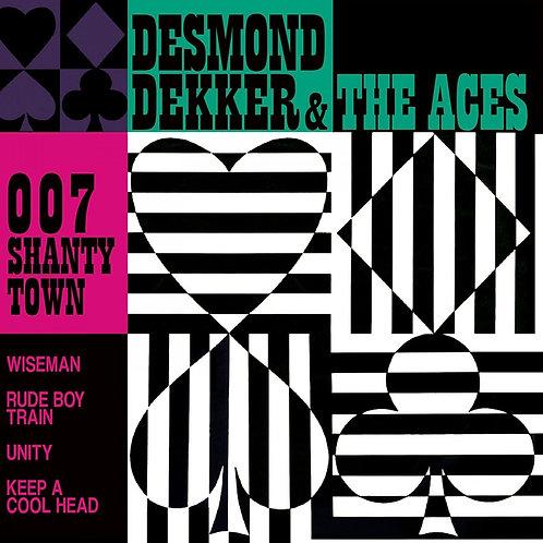 DEKKER , DESMOND - 007 SHANTY TOWN