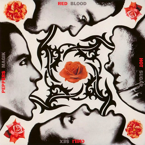 RED HOT CHILI PEPPERS - BLOOD SEX SUGAR MAGIK (180G REMASTER)