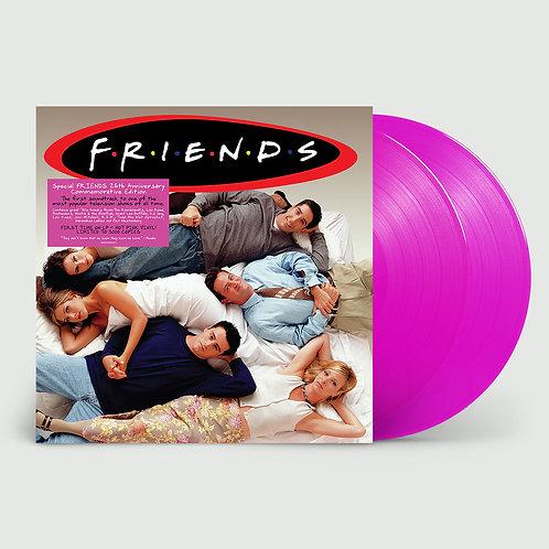 FRIENDS - ORIGIAL SOUNDTRACK (COLOURED VINYL)